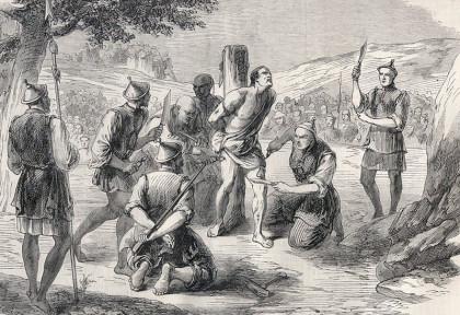 Lingchi - Death by a thousand cuts