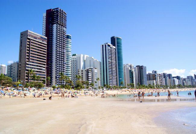 Boa Viagem Beach - Recife - Pernambuco - Brazil