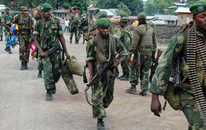 Congo War - Africa
