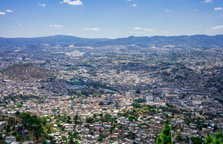 Distrito Central, Honduras