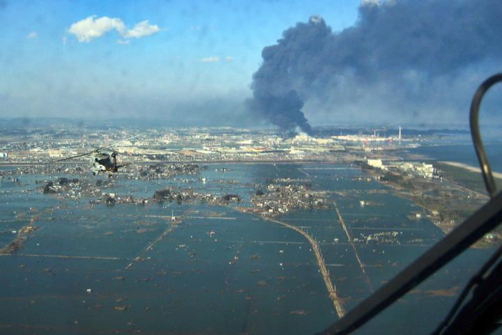 2011 Japan Tsunami