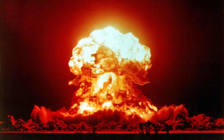 Upshot-Knothole nuclear test