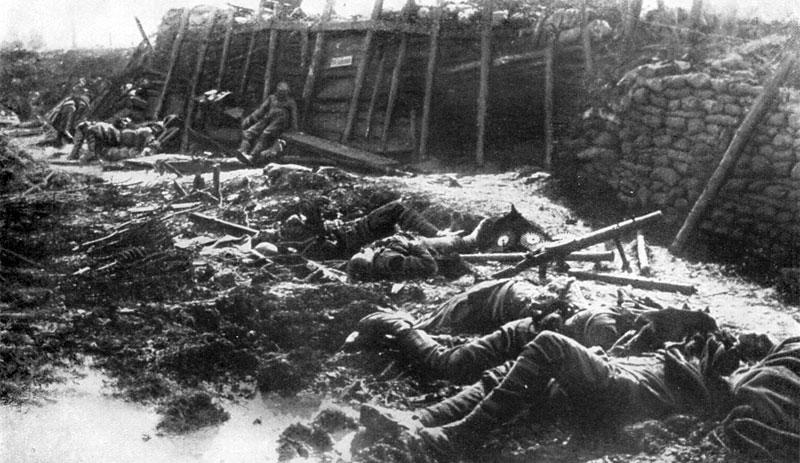 Mustard Gas in World War I