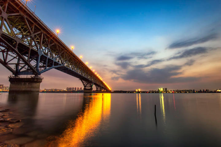 Nanjing Yangtze River Bridge
