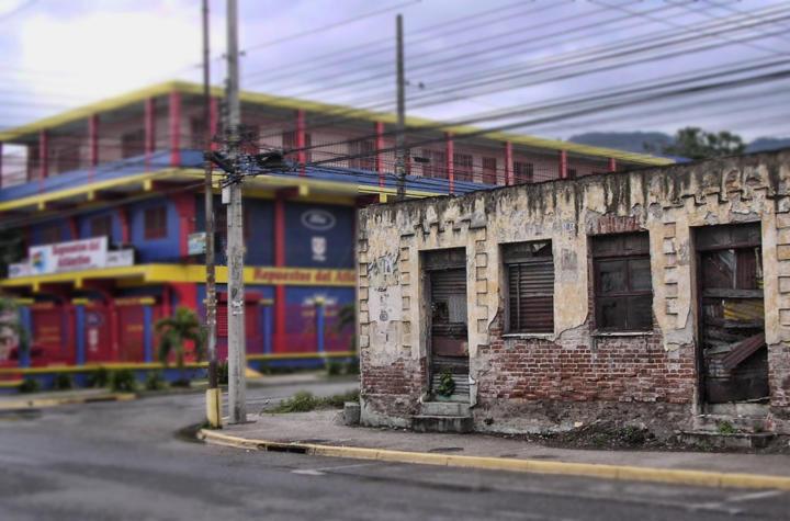 San Pedro Sula , Honduras