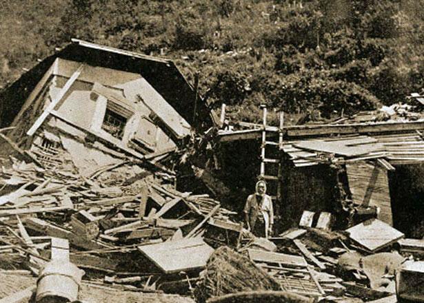 1896 Sanriku tsunami