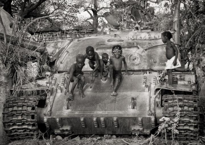 African war