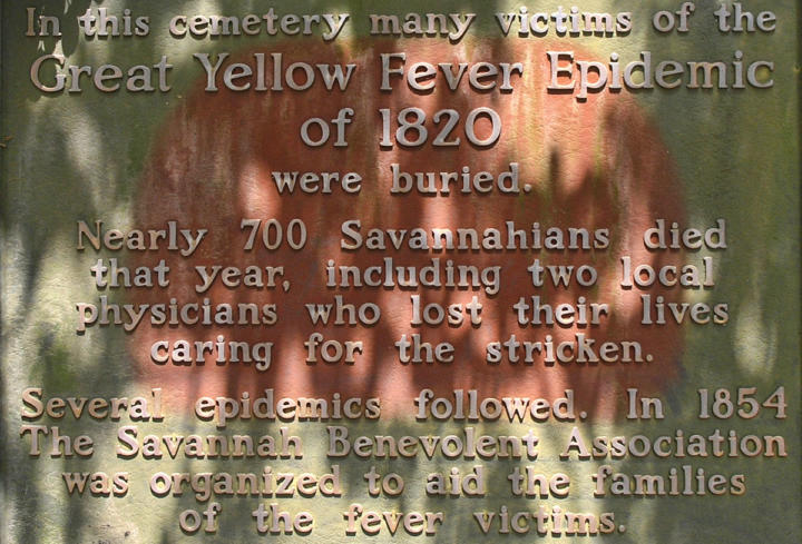 Yellow Fever memorial